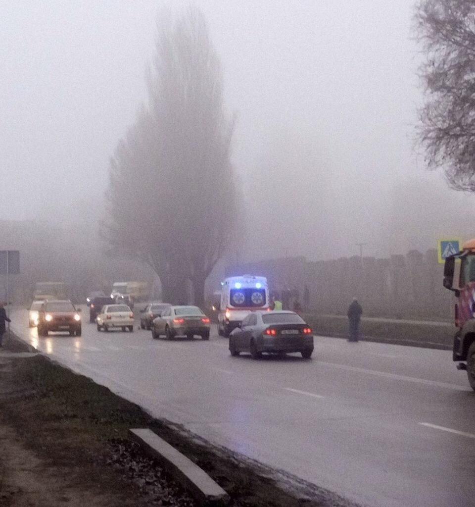 В Днепре на пешеходном переходе Volkswagen сбил женщину, фото-1