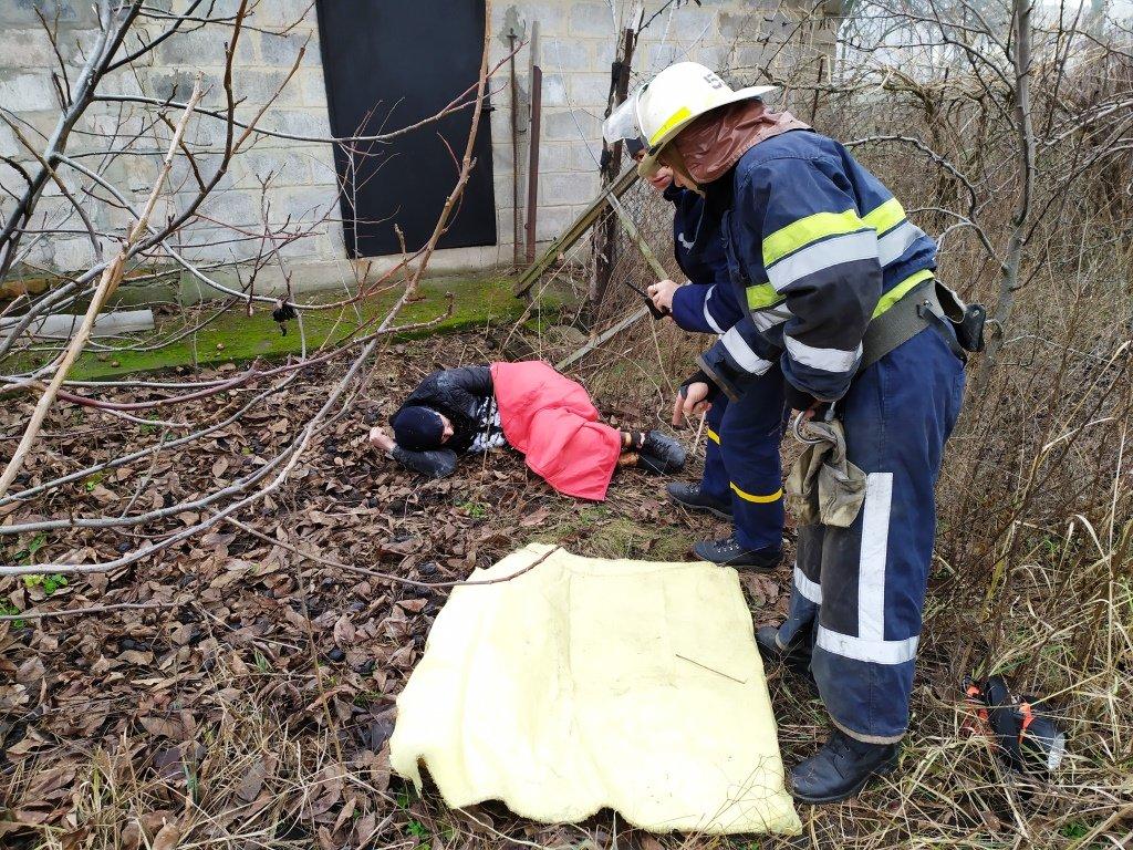 Под Днепром произошел пожар: есть пострадавшие, - ФОТО, ВИДЕО, фото-2