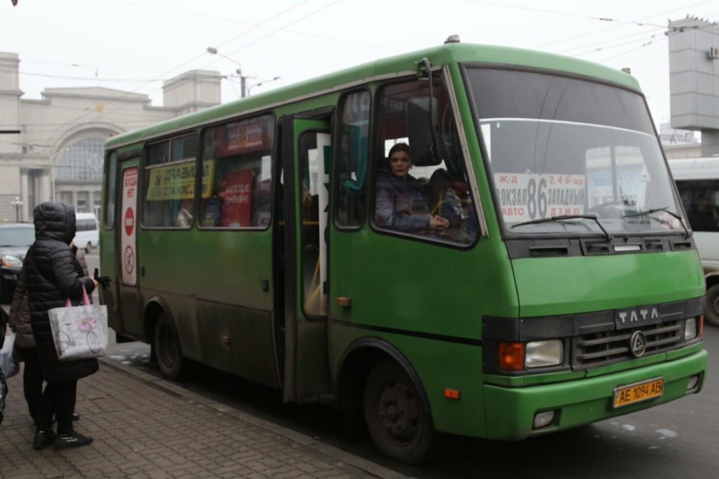 В Днепре проверяют готовность общественного транспорта к зиме, - ФОТО, фото-1