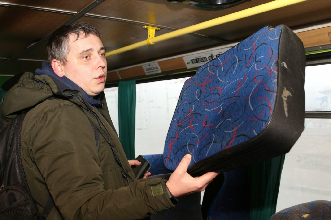 В Днепре проверяют готовность общественного транспорта к зиме, - ФОТО, фото-3