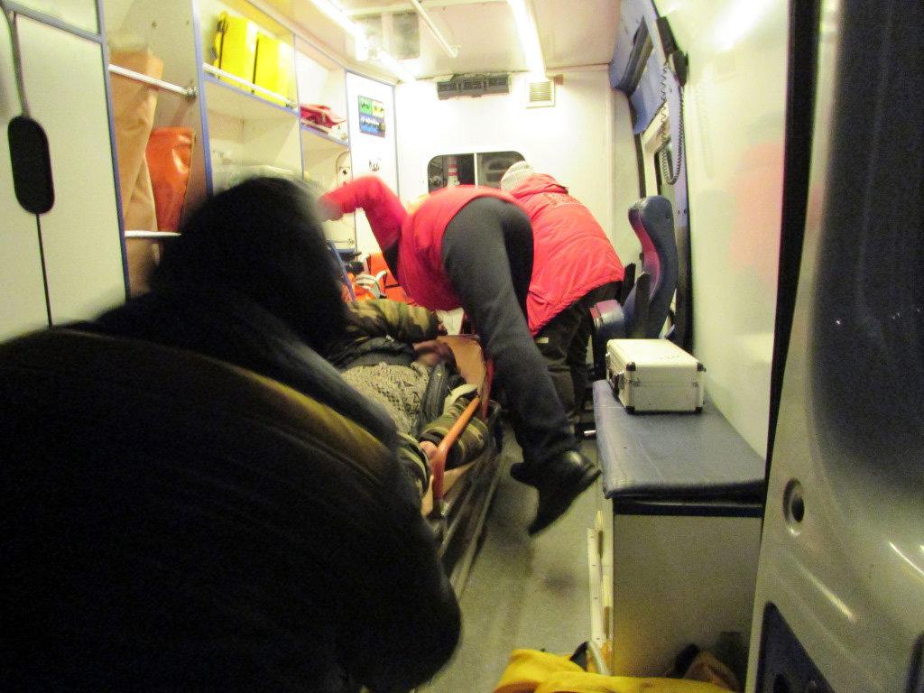 На Днепропетровщине во время пожара спасли мужчину, - ФОТО, фото-4