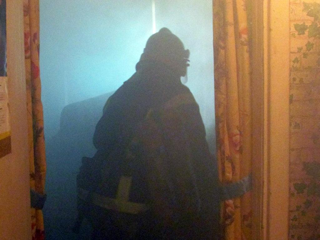 На Днепропетровщине во время пожара спасли мужчину, - ФОТО, фото-2