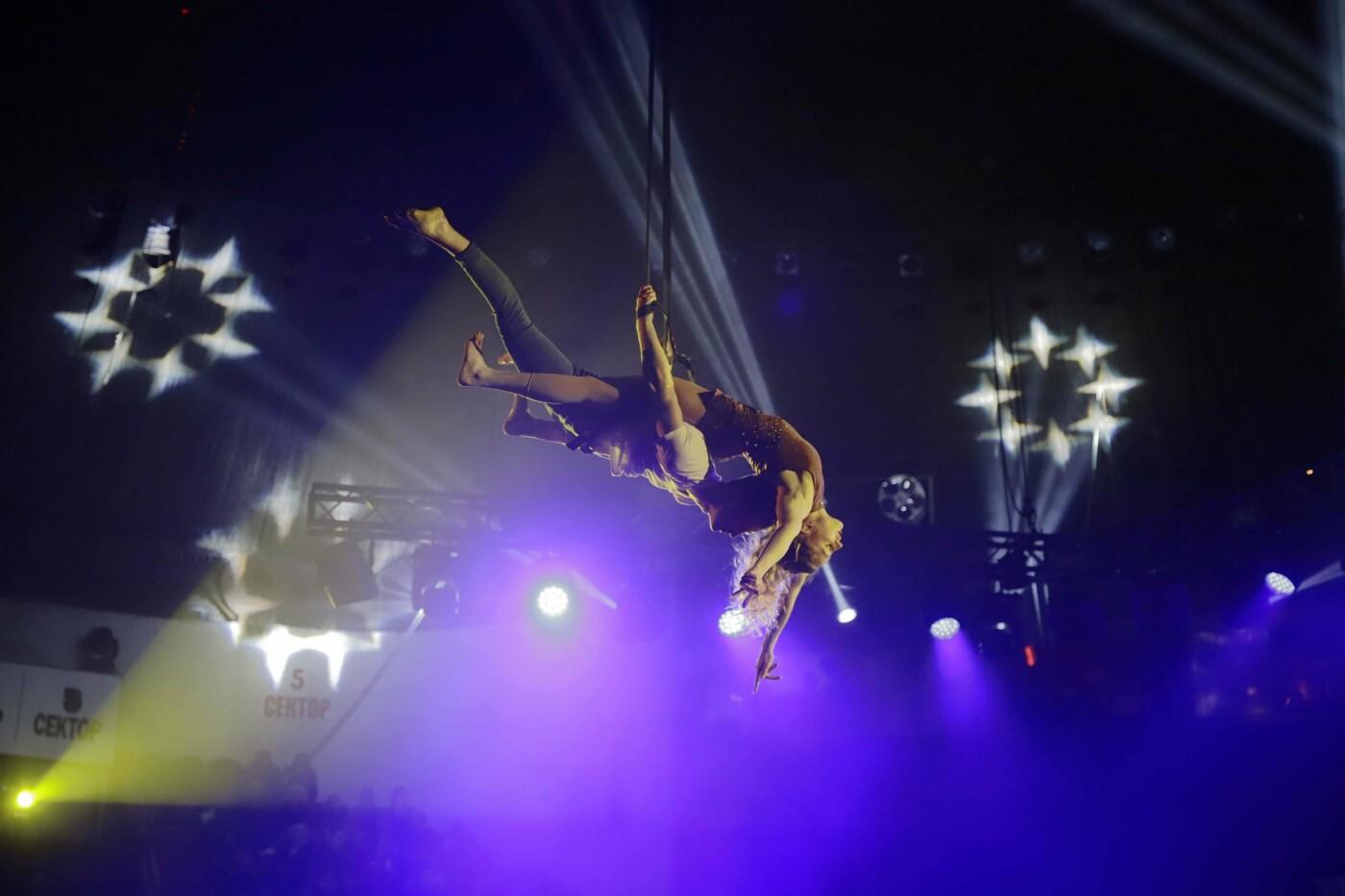 """Днепряне посетили """"Ночь в цирке"""": как это было, - ФОТО, фото-6"""