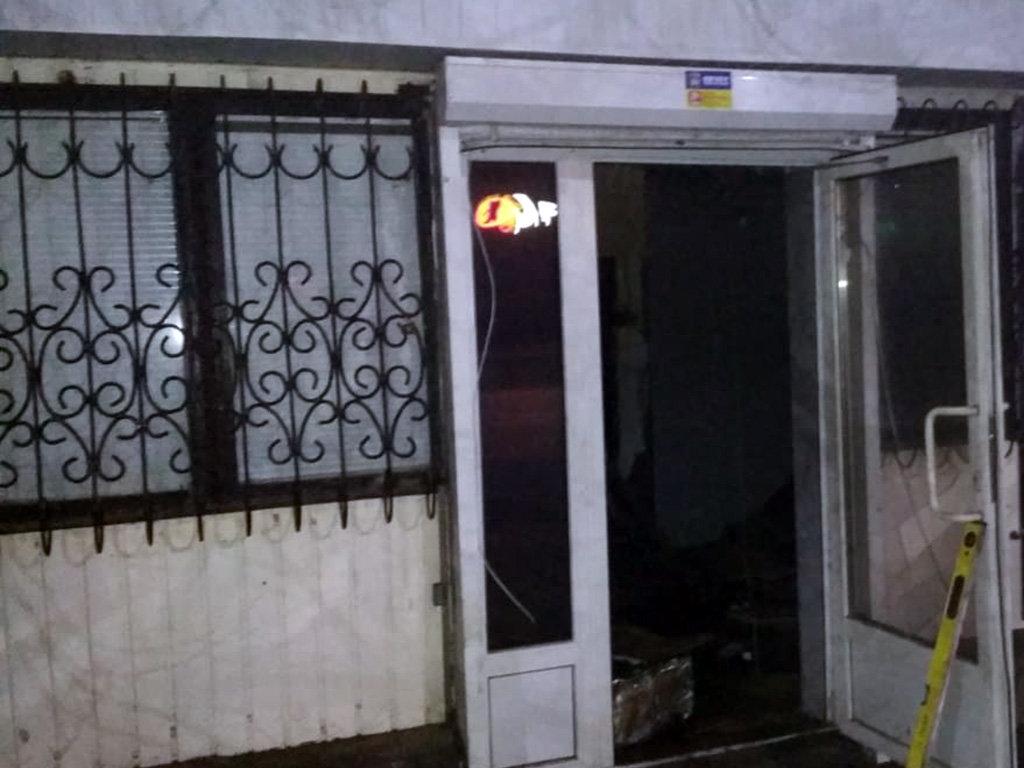 На Днепропетровщине горел киоск, - ФОТО, фото-2