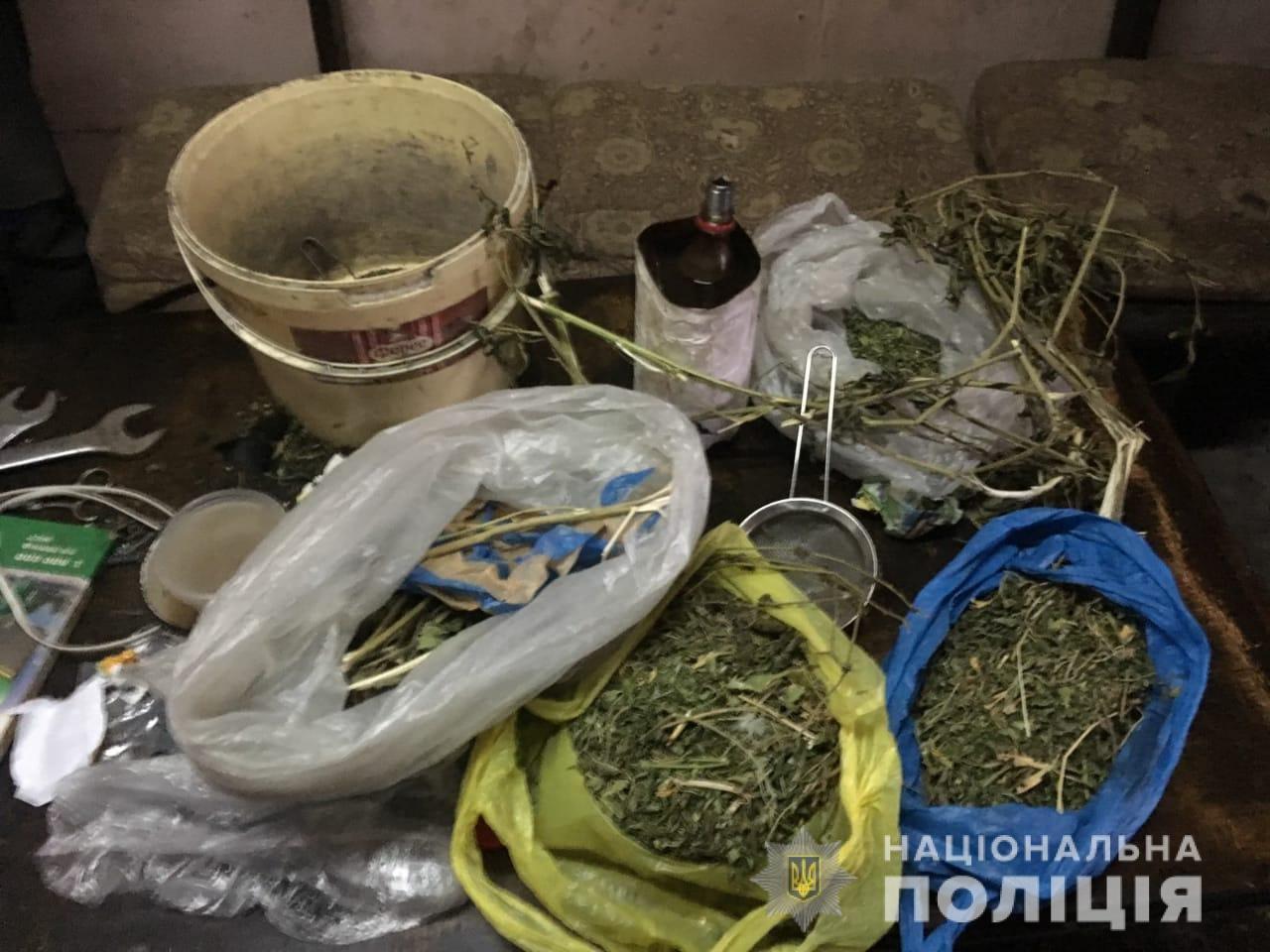 У жителей Днепропетровской области в домах нашли оружие и наркотики, фото-3