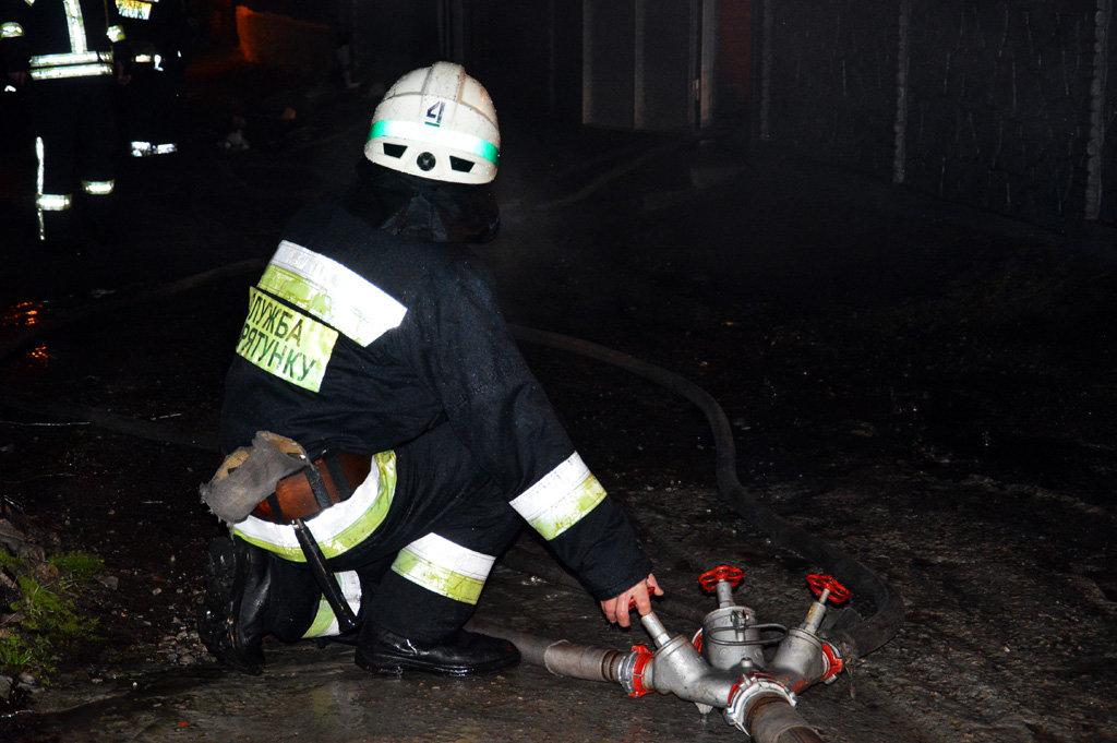 В Днепре 26 спасателей тушили пожар в частном доме, - ФОТО, ВИДЕО, фото-4