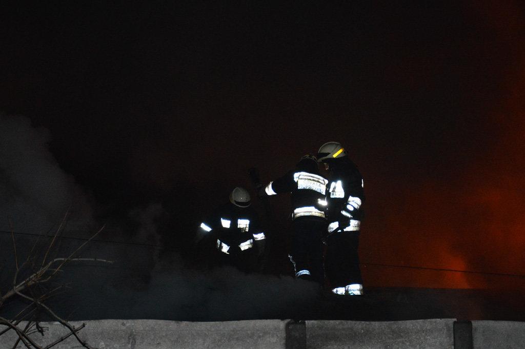 В Днепре 26 спасателей тушили пожар в частном доме, - ФОТО, ВИДЕО, фото-5