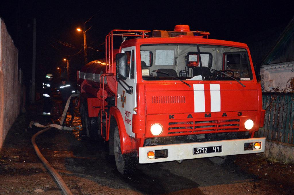 В Днепре 26 спасателей тушили пожар в частном доме, - ФОТО, ВИДЕО, фото-2