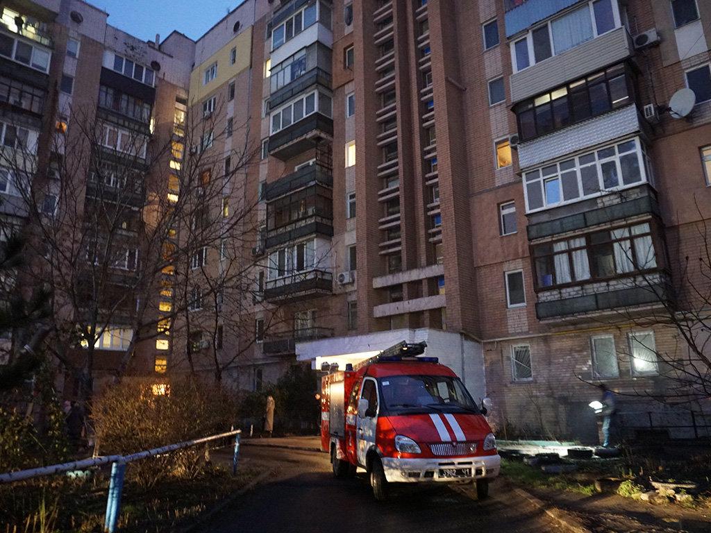 В центре Днепра два пожара в квартирах: один мужчина пострадал и один погиб, - ФОТО, фото-1