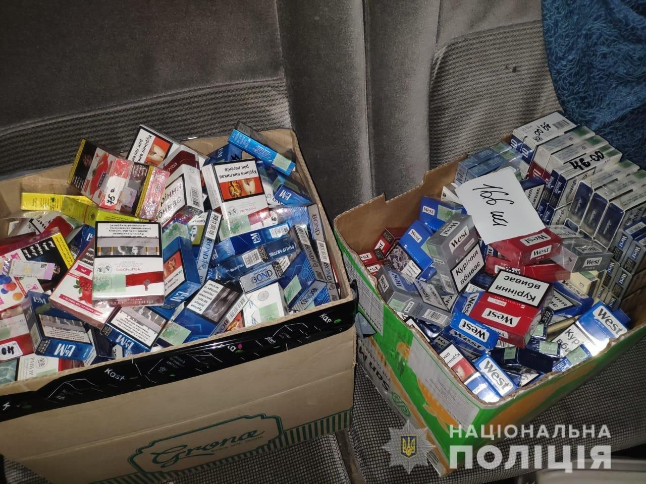 На Днепропетровщине полиция изъяла нелицензированный алкоголь и сигареты, - ФОТО, фото-2
