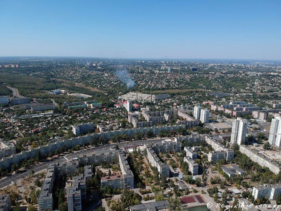 Жилмассив Победа в 3D и с высоты птичьего полета: необычные фото Днепра, фото-10