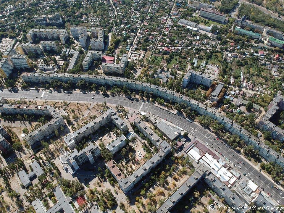 Жилмассив Победа в 3D и с высоты птичьего полета: необычные фото Днепра, фото-4