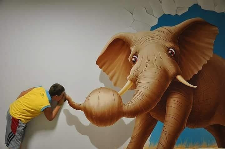 """""""Постоять на голове у аллигатора и выпить кофе с попугаем"""": в Днепр приезжают """"3D Джунгли"""", фото-4"""