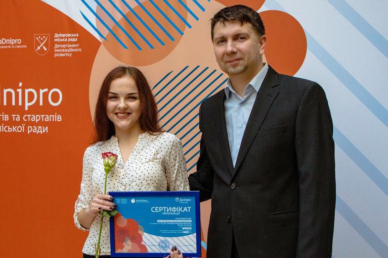 В горсовете Днепра подвели итоги конкурса проектов и стартапов «InnoDnipro», фото-4
