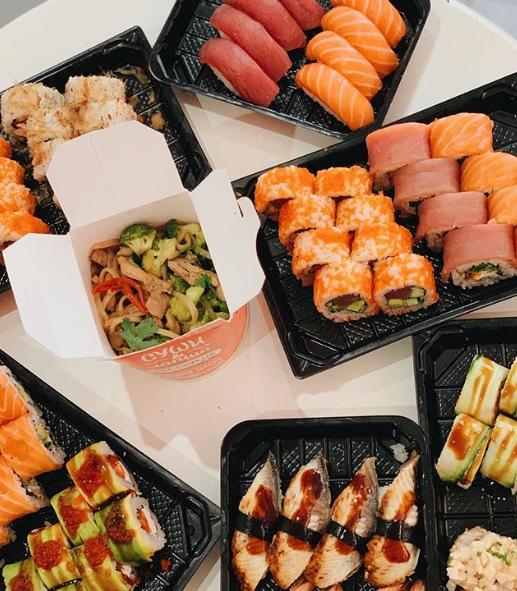 «Суши & Лапша» - быстрая доставка вкусной еды по лояльным ценам, фото-10
