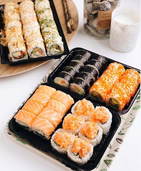 «Суши & Лапша» - быстрая доставка вкусной еды по лояльным ценам, фото-1