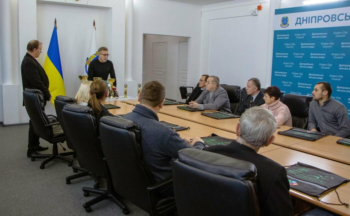 Днепровские колледжи и техникумы наградили за спортивные заслуги студентов, фото-4
