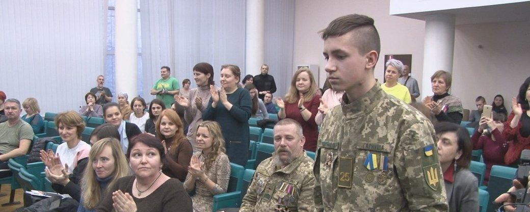 В Днепре наградили 16-летнего парня, который спас жизнь пяти детям, - ФОТО, фото-1