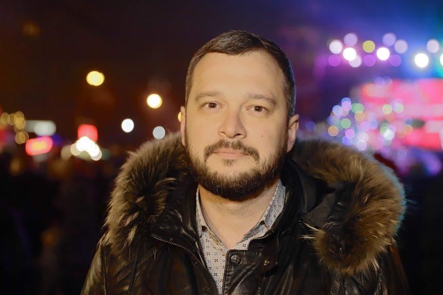 На открытии новогоднего городка и елки в центре Днепра собралось более 6500 горожан, фото-2