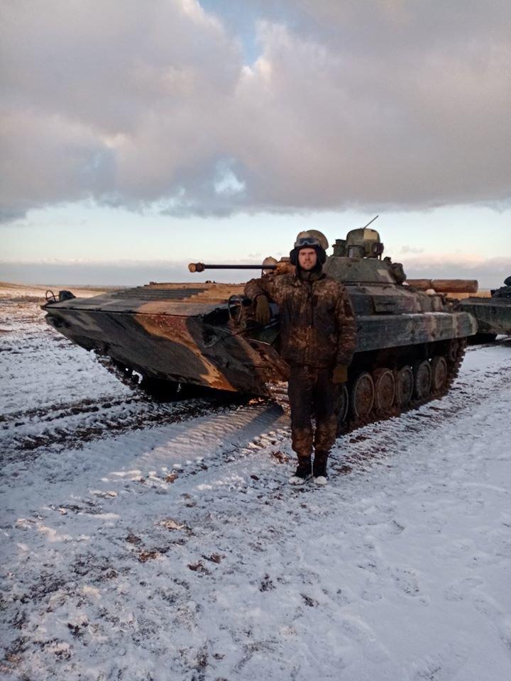 На фронте от вражеской пули погиб молодой боец из Днепра, - ФОТО, фото-3