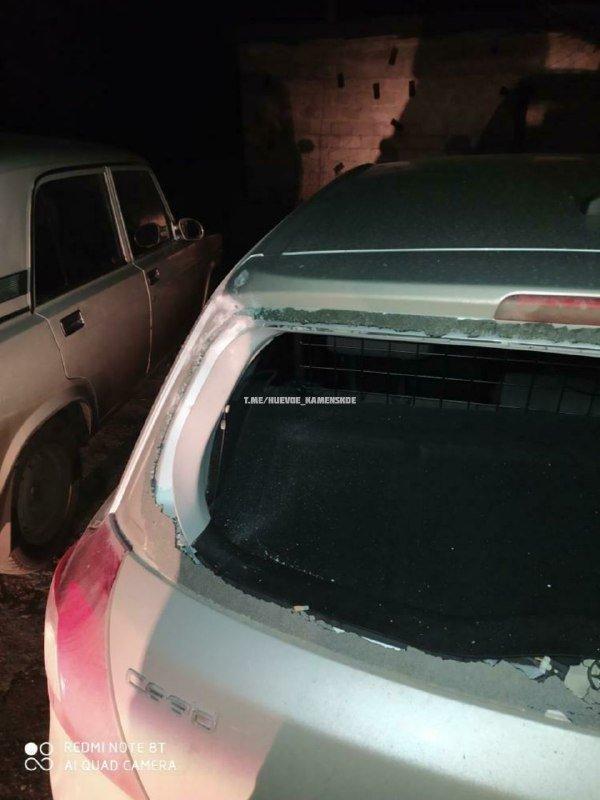 В Днепропетровской области злоумышленники стреляли по людям и автомобилю, - ФОТО, фото-1