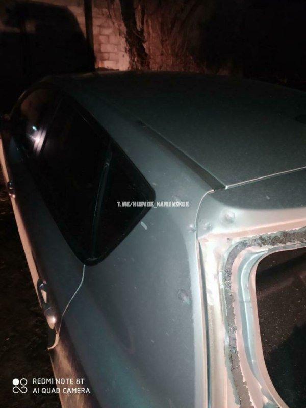 В Днепропетровской области злоумышленники стреляли по людям и автомобилю, - ФОТО, фото-5