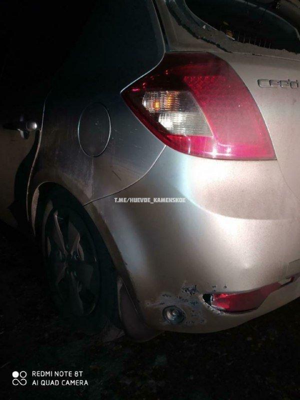 В Днепропетровской области злоумышленники стреляли по людям и автомобилю, - ФОТО, фото-2