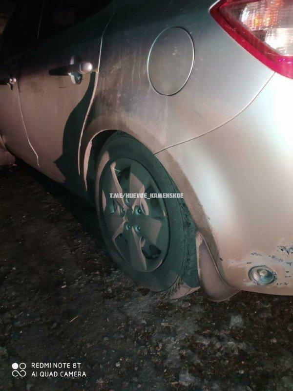 В Днепропетровской области злоумышленники стреляли по людям и автомобилю, - ФОТО, фото-4