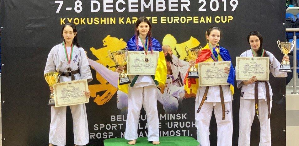 Днепровские спортсмены привезли 15 медалей с Чемпионата Европы по карате, - ФОТО, фото-4