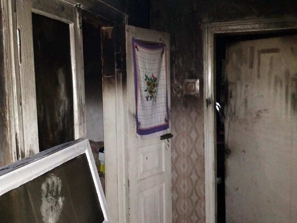 Во время пожара сегодня ночью в Днепре погиб мужчина, - ФОТО, фото-2