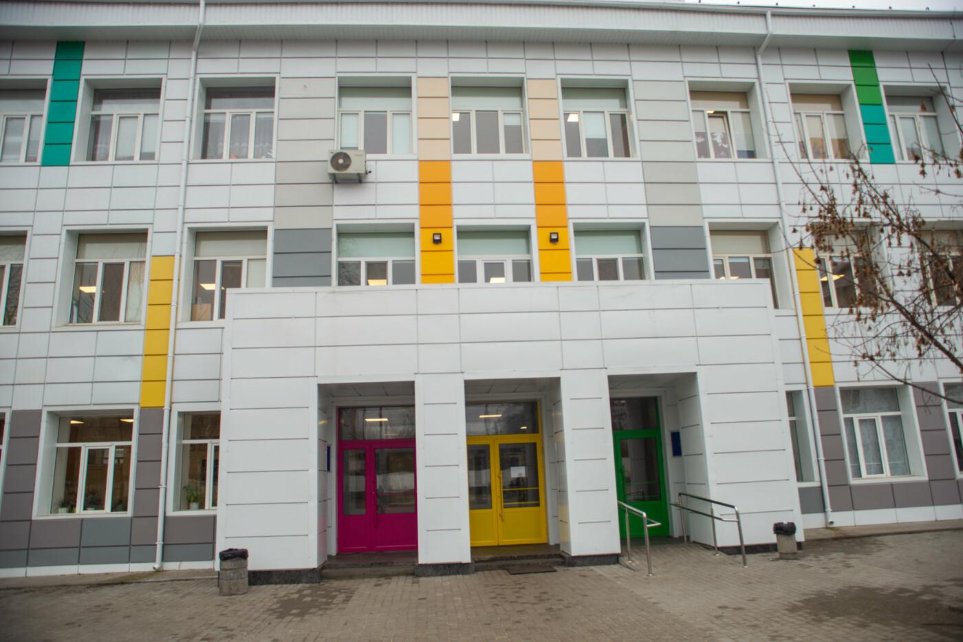 В Днепре старая школа превратилась в яркую и современную, - ФОТО, фото-1
