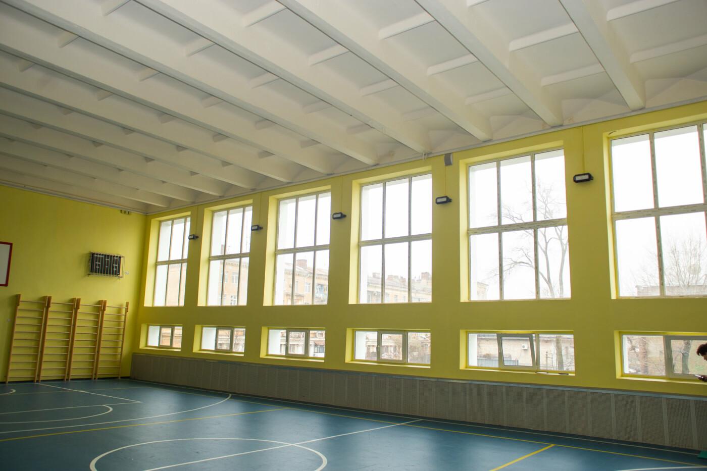 В Днепре старая школа превратилась в яркую и современную, - ФОТО, фото-5