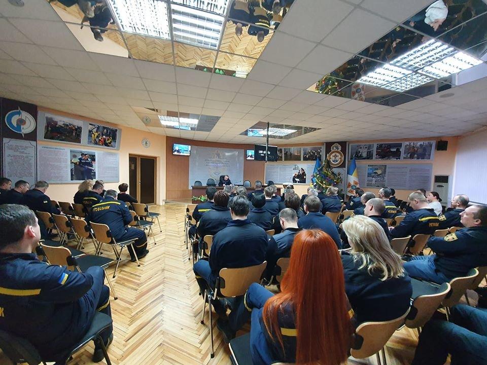 Спасатели Днепропетровщины переходят на усиленный режим несения службы, - ФОТО, фото-1