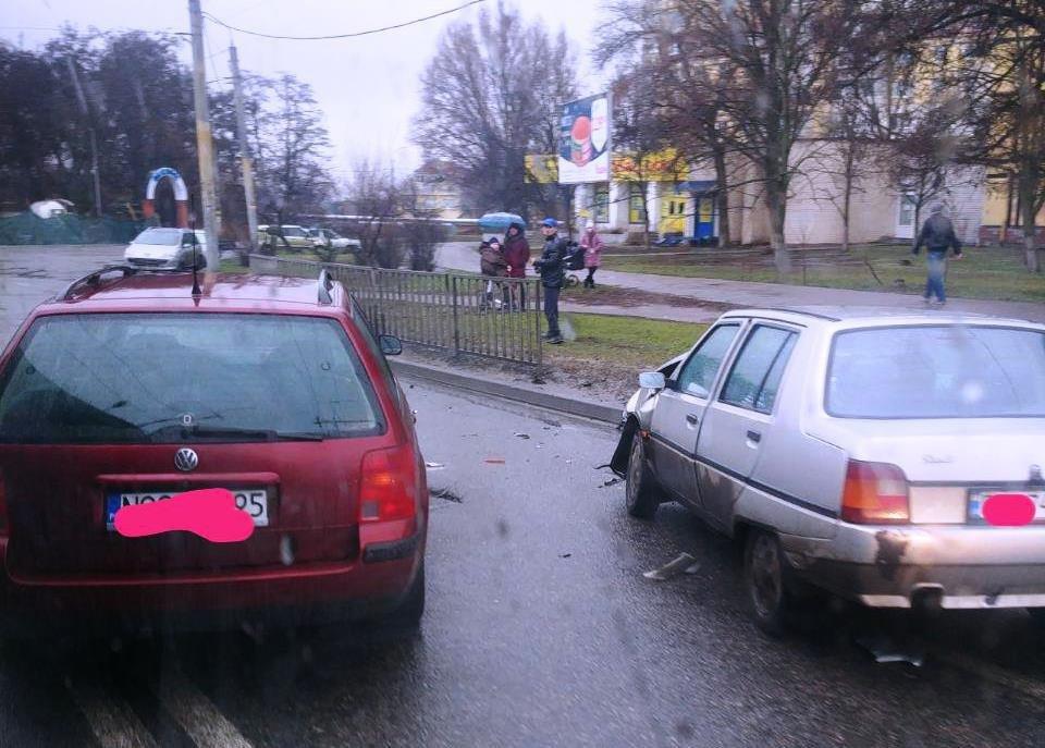 В Днепре из-за погоды многочисленные аварии, - ФОТО, фото-1