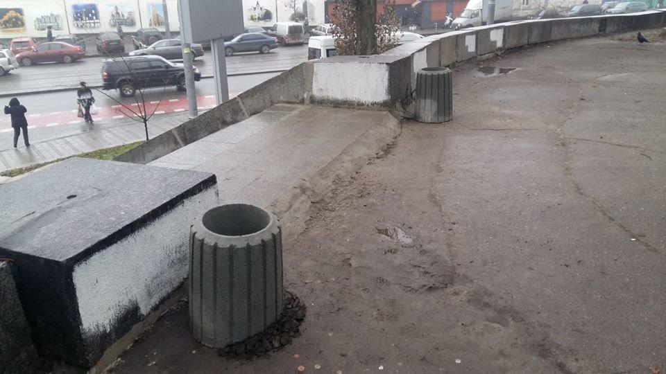 В Днепре устанавливают новые урны в парках и зеленых зонах, - ФОТО, фото-1