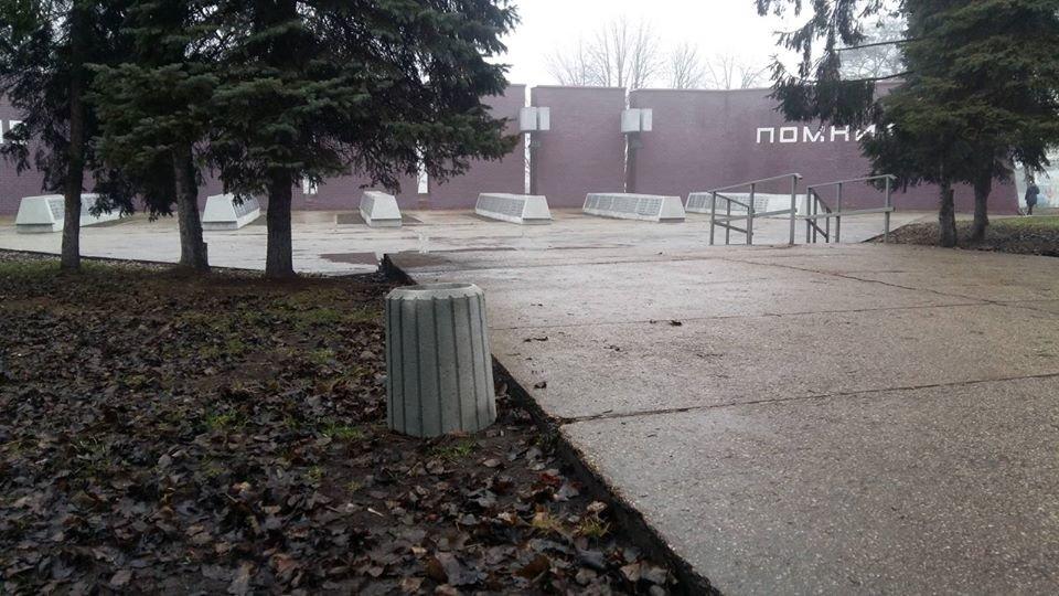 В Днепре устанавливают новые урны в парках и зеленых зонах, - ФОТО, фото-5