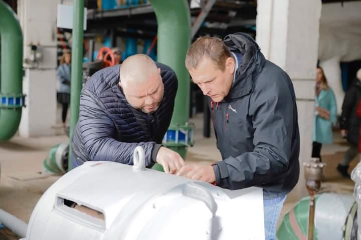 Борис Филатов: в декабре стоимость тепла в платежках уменьшится на 30%, фото-1