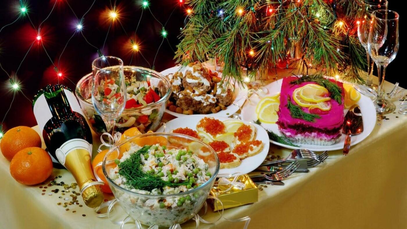 Празднуем дома: сколько будет стоить новогодний стол в Днепре, фото-2