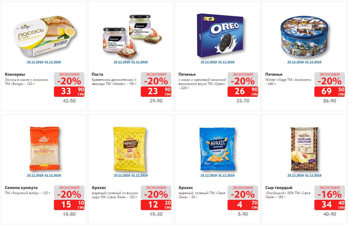 Делаем покупки к Новому Году: какие акции действуют в супермаркетах Днепра, - ЦЕНЫ, фото-2