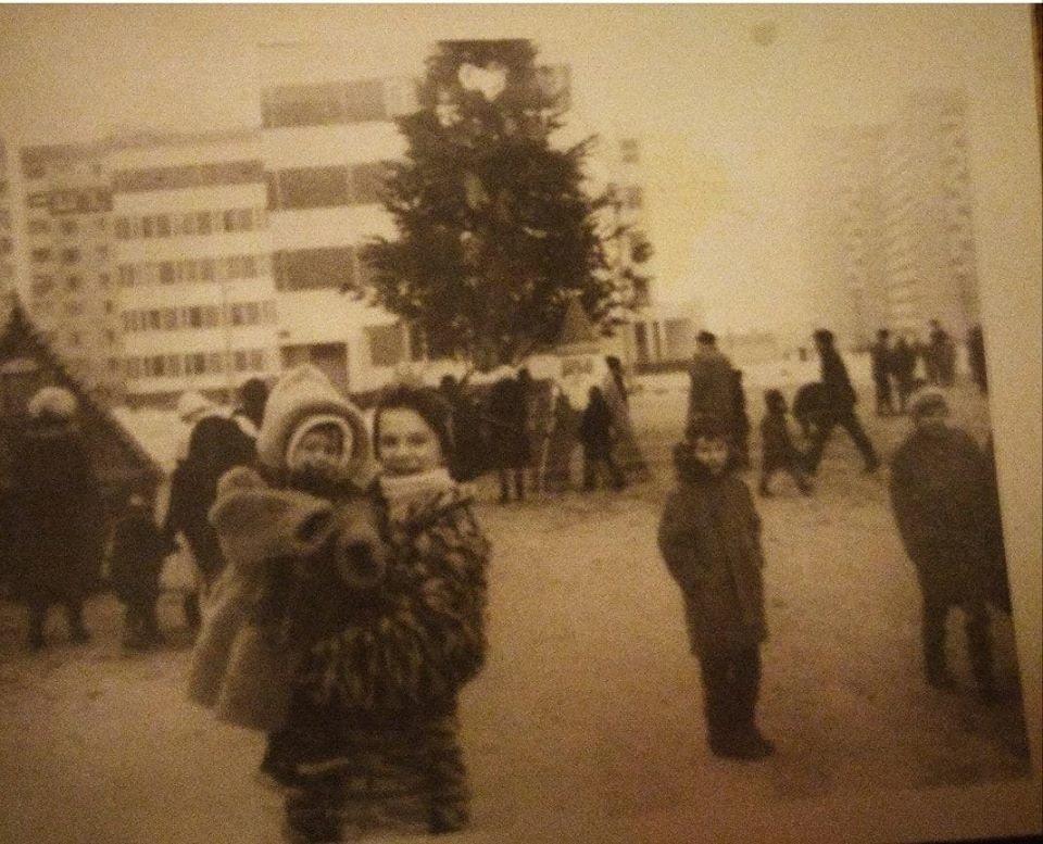 От 20-х до 90-х: архивные новогодние фотографии Днепра , фото-3