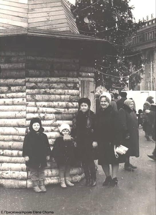 От 20-х до 90-х: архивные новогодние фотографии Днепра , фото-5
