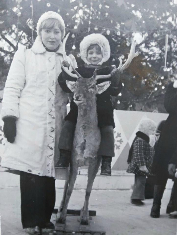 От 20-х до 90-х: архивные новогодние фотографии Днепра , фото-6