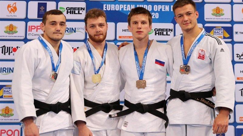 Дзюдоист из Днепра добыл серебро на Континентальном Кубке Европы, - ФОТО, фото-2