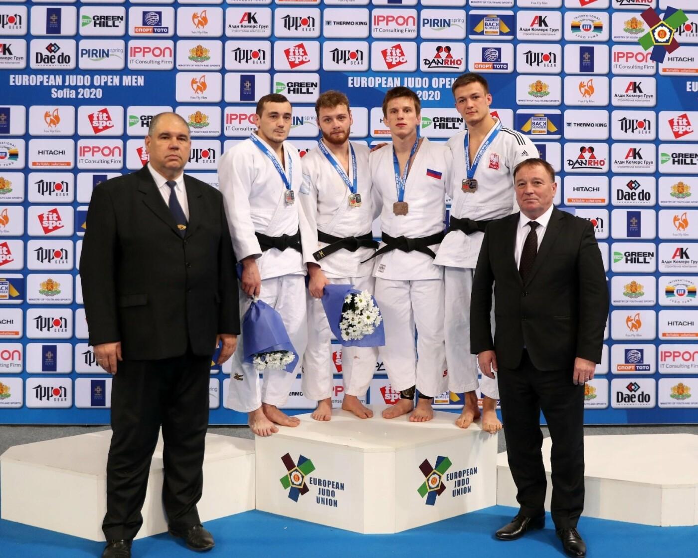 Дзюдоист из Днепра добыл серебро на Континентальном Кубке Европы, - ФОТО, фото-3