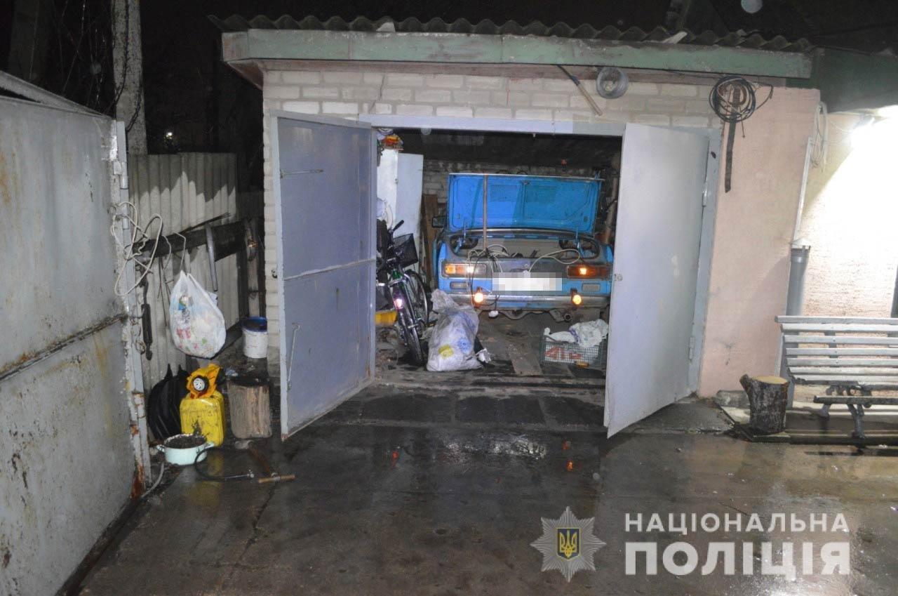 На Днепропетровщине задержали возможного серийного грабителя, - ФОТО, фото-1