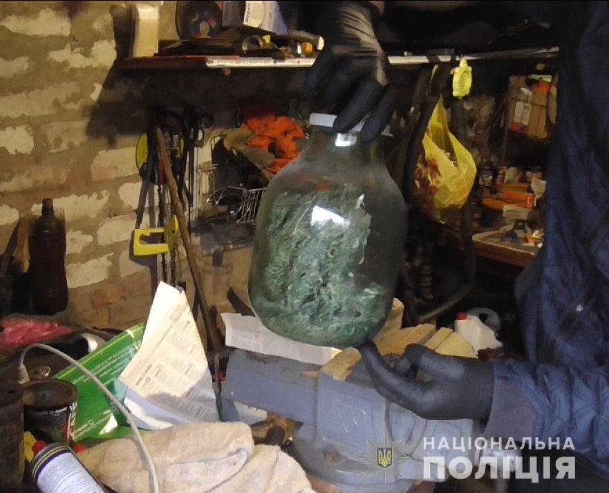 На Днепропетровщине 36-летний мужчина хранил наркотики в банках, - ФОТО, фото-2