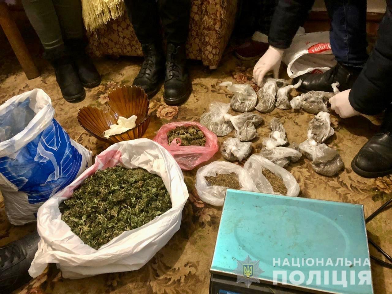 В Днепропетровской области в ходе спецоперации изъяли наркотиков на сумму более миллиона гривен, - ФОТО, ВИДЕО, фото-2
