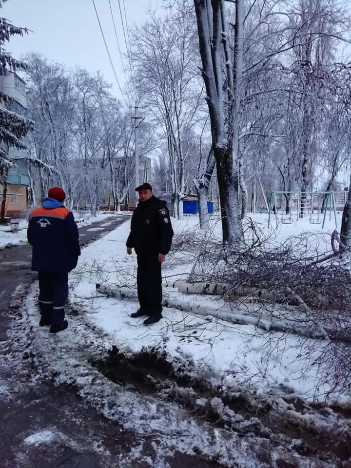 Снегопад в Днепре: состояние дорог в городе и по области , фото-3