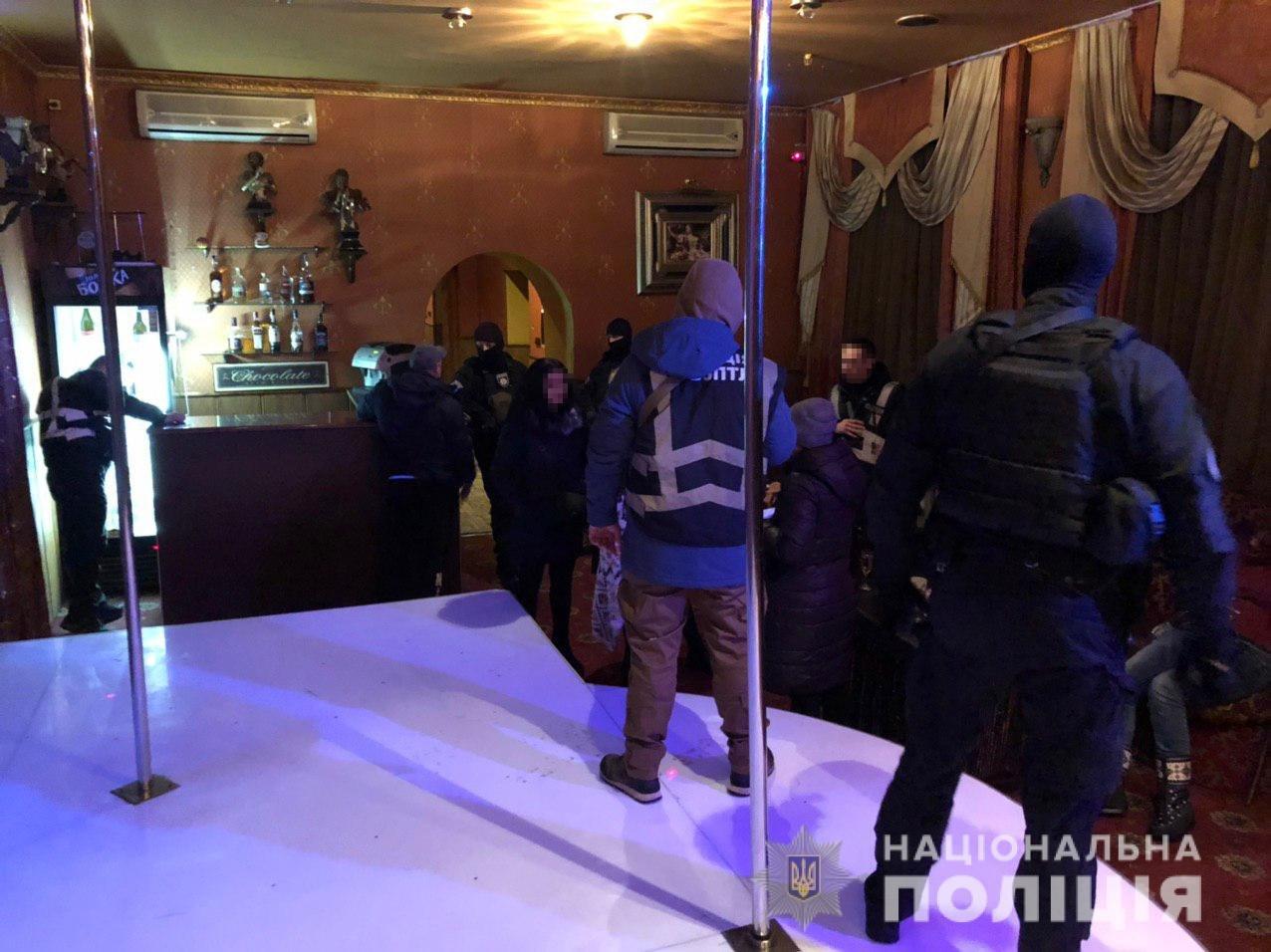 В Днепропетровской области работало два борделя, ежемесячная прибыль которых составляла сумму более миллиона гривен, - ФОТО, фото-1