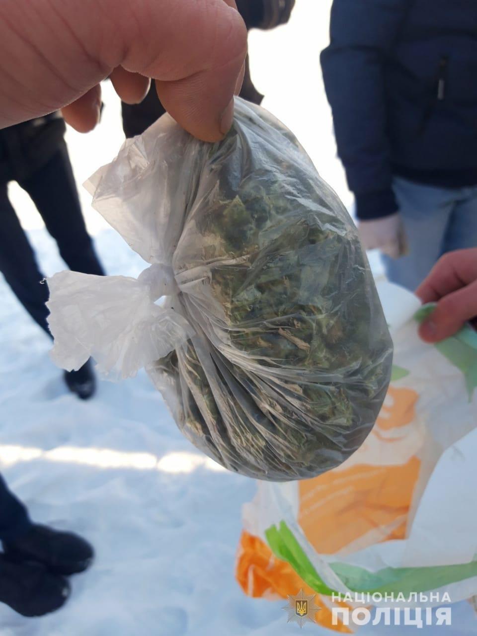 На Днепропетровщине мужчина хранил у себя в сарае наркотики, - ФОТО, фото-1